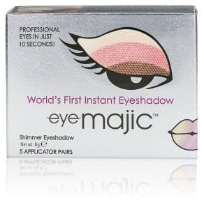 eye majic glam eyeshdow