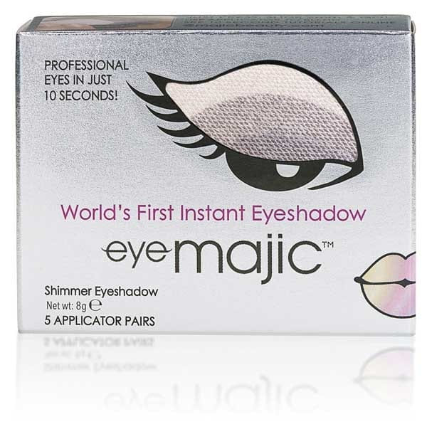 Instant Beauty UK 001 eye majic smokey grey