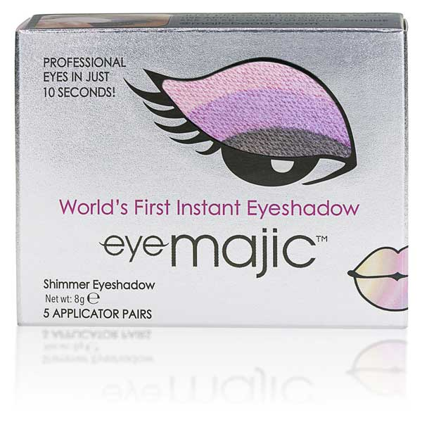 Instant Beauty UK 027 eye majic violleta